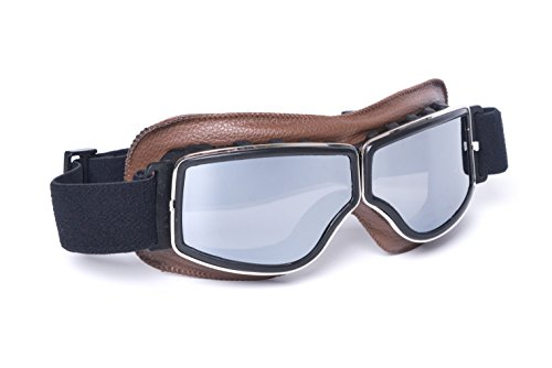 Lente Marron Gafas para Casco Harley Davidson Dyna Touring